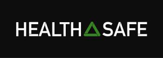 AZISAFE Logo (HealthSafe) - [Reversed] [300DPI CMYK]